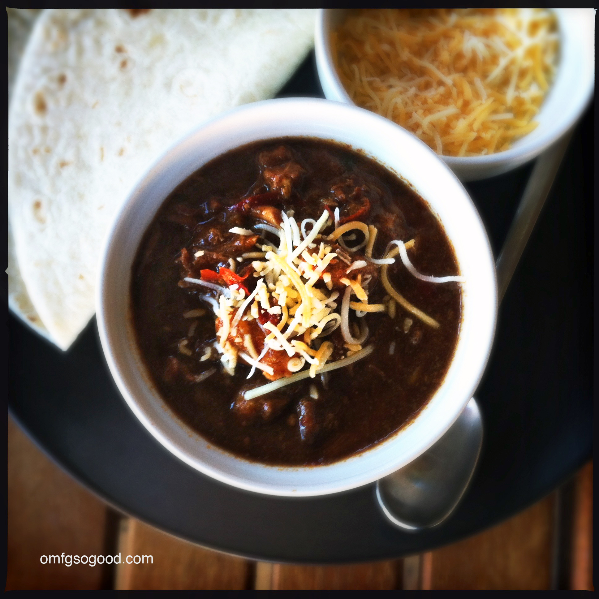 crockpot chili concarne