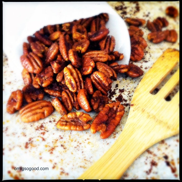 Roasted Spiced Pecans_3
