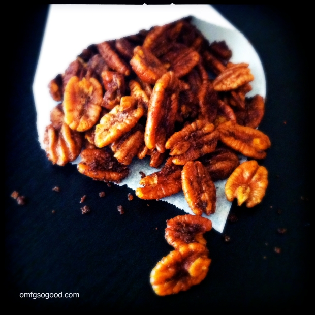 Roasted Spiced Pecans_4