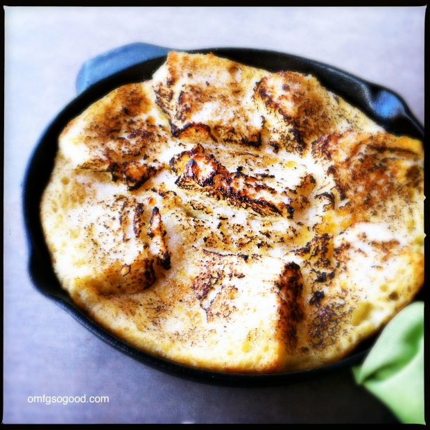 Baked Orange Rum French Toast