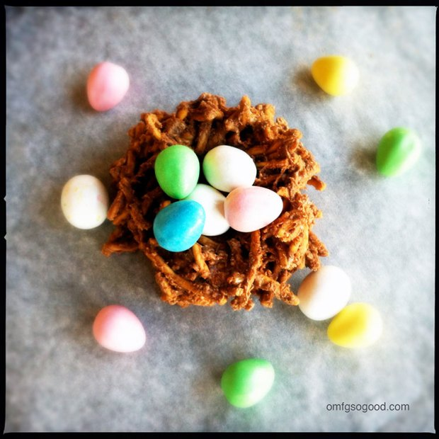 Chocolate-Lo-Mein-Easter-Egg-Nests-7