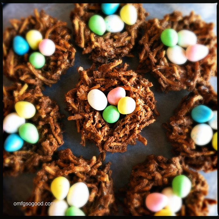 Chocolate-Lo-Mein-Easter-Egg-Nests-9