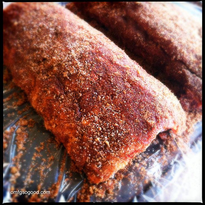 recipe: dry rub spare ribs oven [9]
