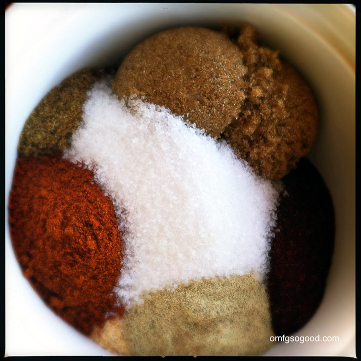 ... ribs molly s dry rub for ribs recipes dishmaps molly s dry rub