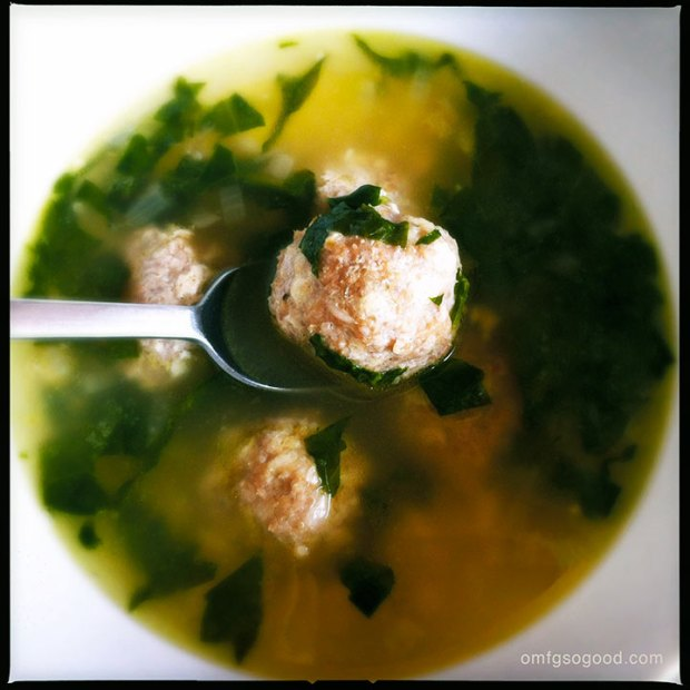 Italian-Wedding-Soup-with-Turkey-Meatballs-2