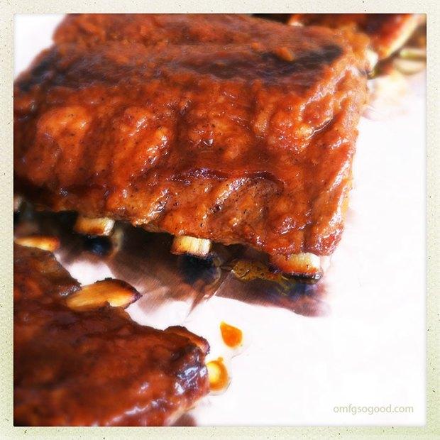 Pumpkin-BBQ-Sauce-Ribs-5