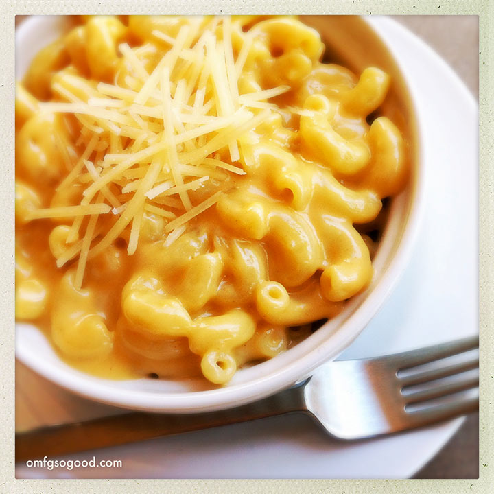 perfect stove top mac and cheese