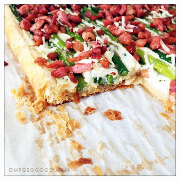 Asparagus-Pancetta-Pastry-Tart