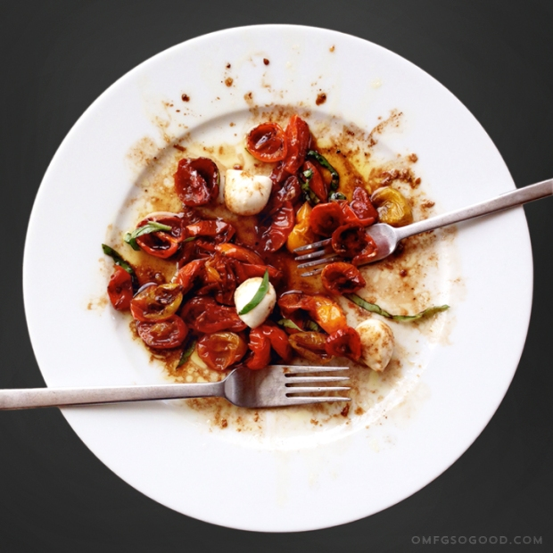 Slow-Roasted-Heirloom-Tomato-Caprese-Salad-2