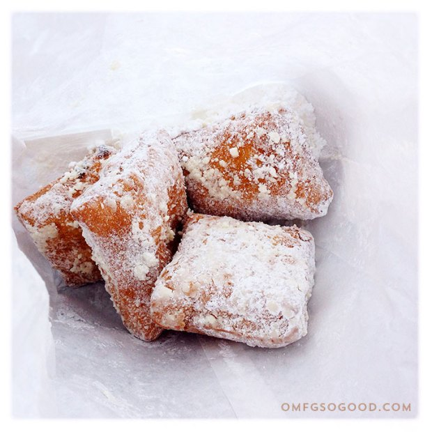 Beignets-Disneyland-Food