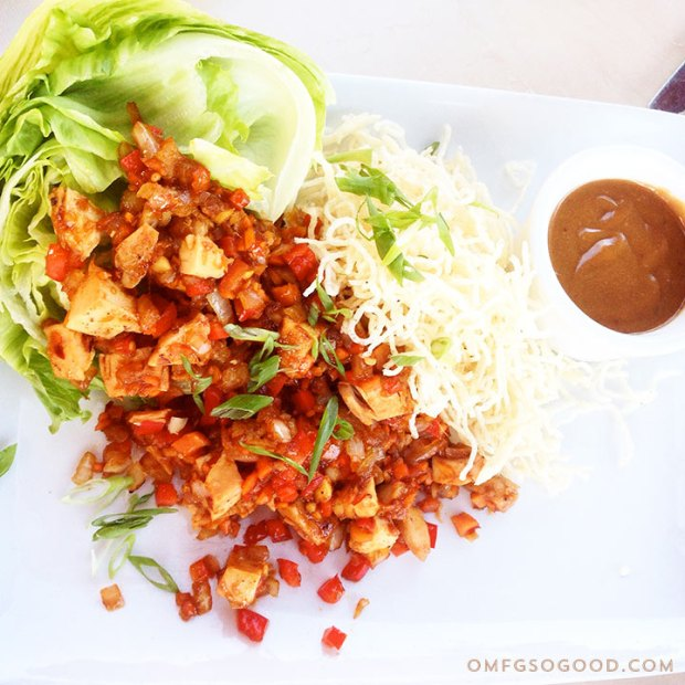 Chicken-Lettuce-Wraps-Disneyland-Food