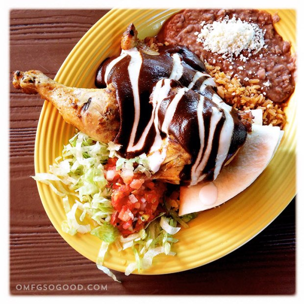 Chicken-Mole-Cafe-Zocalo-Disneyland-Food