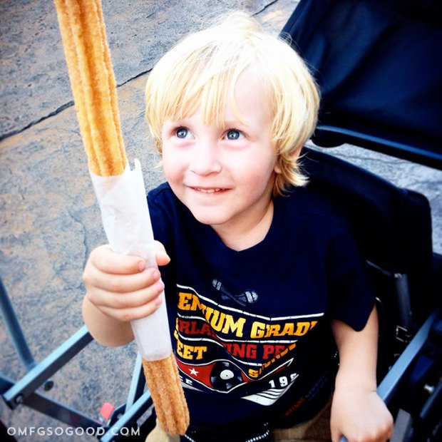 Disneyland-Churros