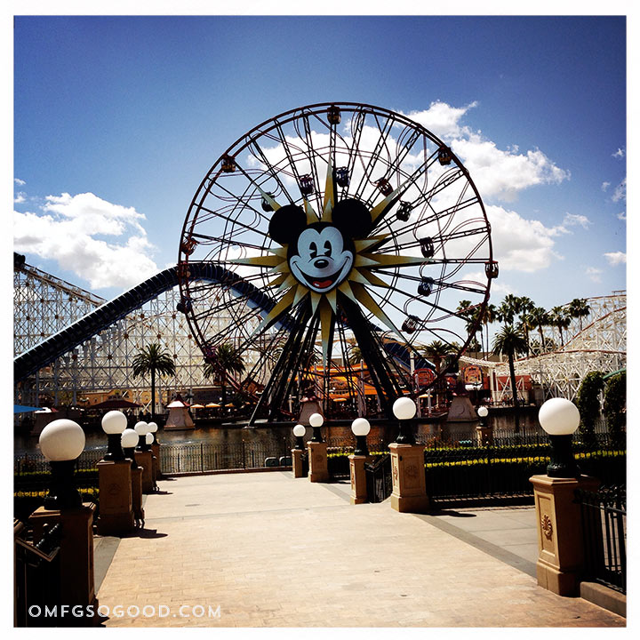a food lover's guide to disneyland & california adventure