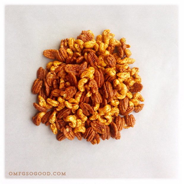 Taco-Seasoned-Roasted-Nuts