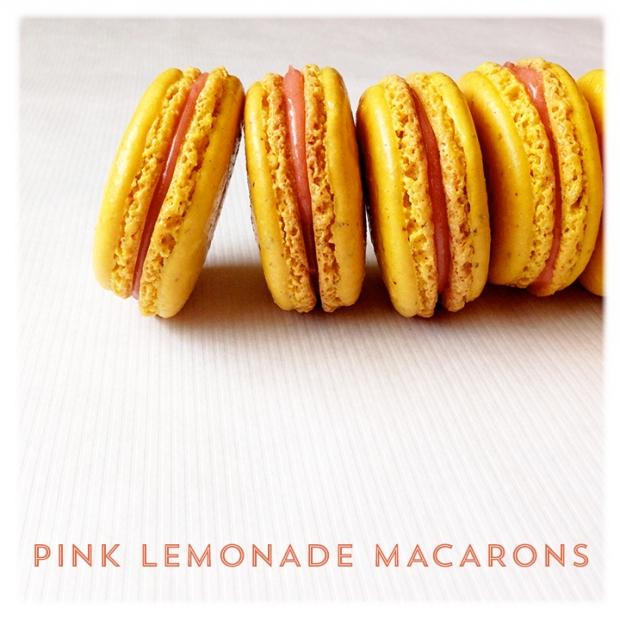 Pink-Lemonade-Macarons
